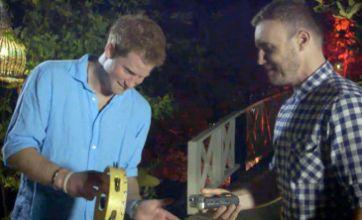 Gary Barlow's Diamond Jubilee single Sing with Prince Harry debuts on radio