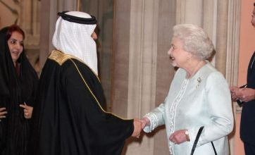 Royals slammed for dining with 'tyrant' King of Bahrain at Diamond Jubilee lunch