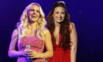Britney Spears v Demi Lovato: Celebrity Face Off