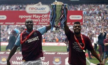 Ricardo Vaz Te's late strike sends West Ham back to Premier League