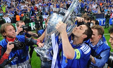 Frank Lampard hails Chelsea's 'main man' Didier Drogba after Champions League final win