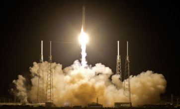 'New era for Nasa' as SpaceX Falcon 9 rocket blasts off for International Space station