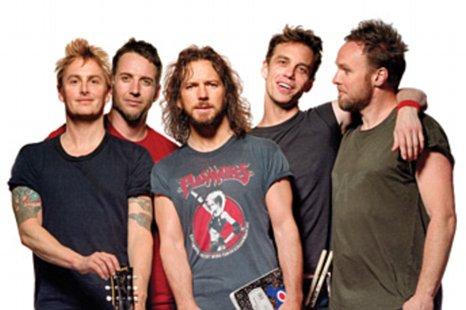 Pearl Jam, made in america