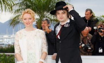 Pete Doherty's film debut savaged by critics at Cannes Film Festival