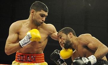 Amir Khan confirms Danny Garcia as Lamont Peterson replacement for Vegas bout