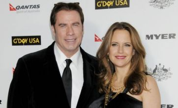 Kelly Preston 'leaves John Travolta' as cross-dressing pictures emerge