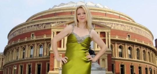 Valentina Lisitsa, Youtube pianist Albert Hall