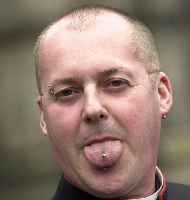 Facebook vicar Church of England religion