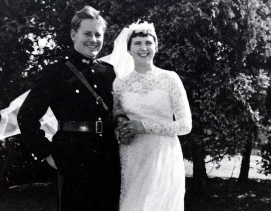 Peter and Inez Keate