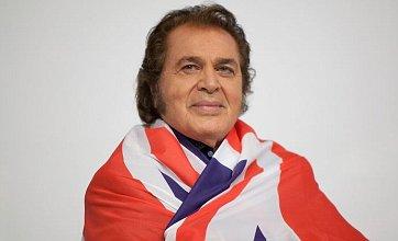 Engelbert Humperdinck to perform first in Eurovision final