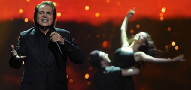 Engelbert Humperdinck suffered the same fate as all recent UK Eurovision entrants (Picture: Getty)