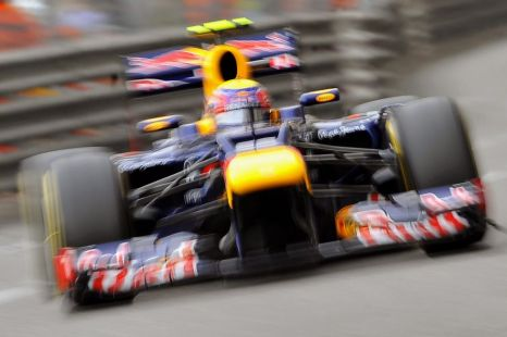 Mark Webber, Monaco Grand Prix, formula one