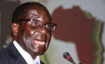 Robert Mugabe reveals he's a Chelsea fan following Champions League win