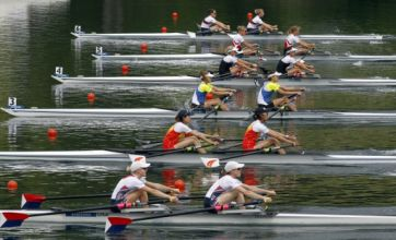 Team GB success at World Rowing Cup gives hope for London 2012
