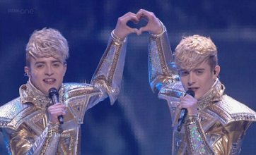 Jedward rule out third Eurovision attempt after placing 19th in Baku