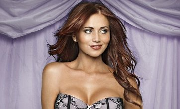 Amy Childs having another boob job to boost 'saggy' 32Cs to 32DDs