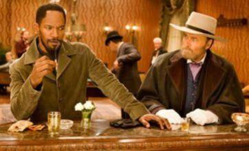 Jamie Foxx goes to war in new Django Unchained images