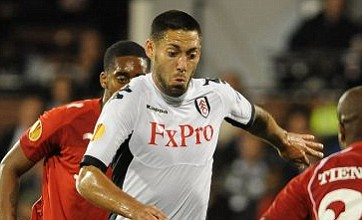 Clint Dempsey alerts Manchester United and Arsenal with Champions League claim