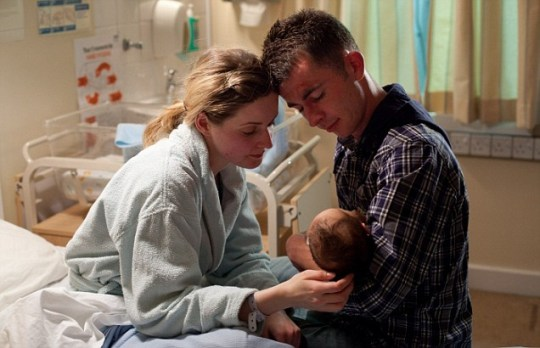 Siobhan Reilly and Paul Brannigan star in the new film The Angels' Share by Ken Loach
