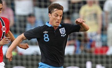 Scott Parker could follow Frank Lampard out of England Euro 2012 squad