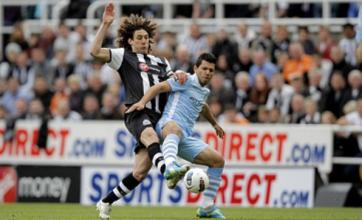 Fabricio Coloccini 'targeted by Manchester City for summer transfer'