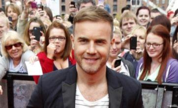 Gary Barlow's Diamond Jubilee record hits top spot in UK albums chart