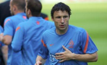 Uefa confirms racist abuse of Holland players at pre-Euro 2012 training
