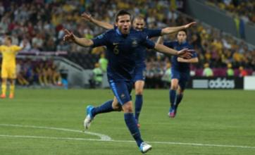 Jeremy Menez and Yohan Cabaye secure France victory over Ukraine