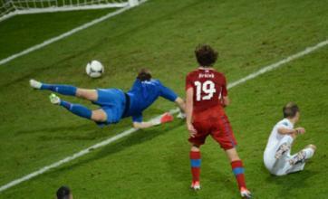 Petr Jiracek's goal sends Czech Republic through and Poland out