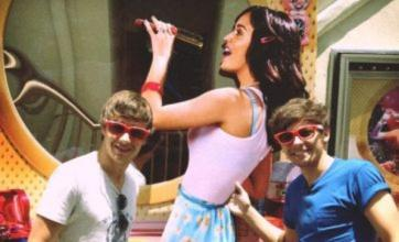 One Direction's Louis and Liam enjoy cinema date to see Katy Perry film