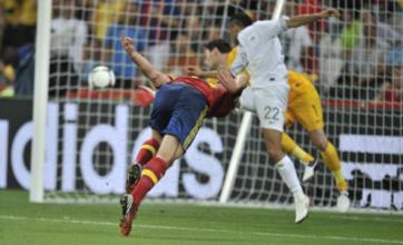 Xabi Alonso brace sinks France and sends Spain into Euro 2012 semis