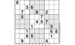 A mathematician from Finland has created what he claims is the most difficult Sudoku the world has ever seen (Arto Inkala - www.aisudoku.com)