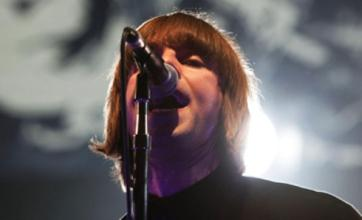 Liam Gallagher performs Oasis songs with Beady Eye for first time
