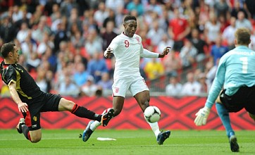 Danny Welbeck looking to score more England goals after injury comeback