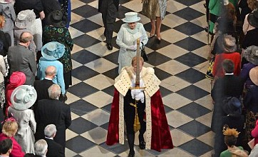 Diamond Jubilee: Queen praised for self-sacrifice at St Paul's service
