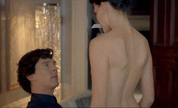 Lara Pulver gets American awards nod for nude Sherlock scenes