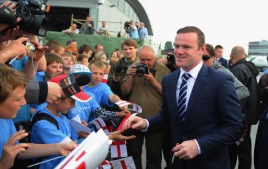 Wayne Rooney, Euro 2012