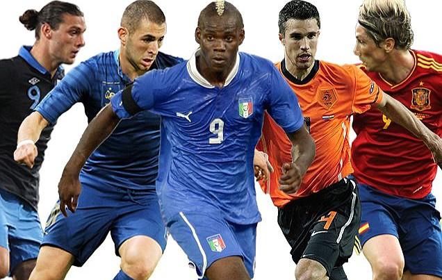 Euro 2012 sweepstake kit