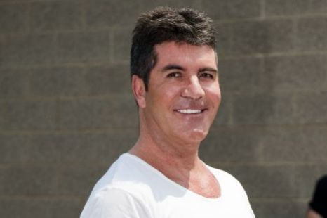 Simon Cowell Arrives at the Frank Erwin Center in Austin, TX for the first day of audition for The X Factor USA.