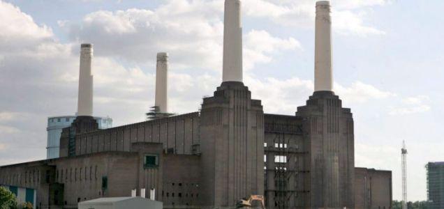 Battersea Power Station, Chelsea.