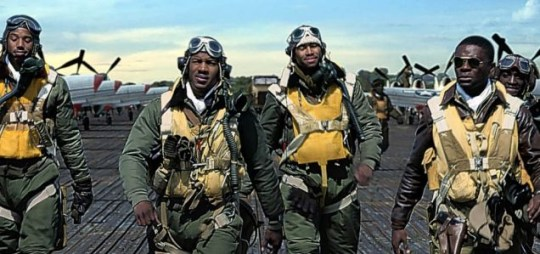 Red Tails, George Lucas