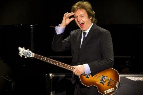 Sir Paul McCartney, London 2012 Olympic Games