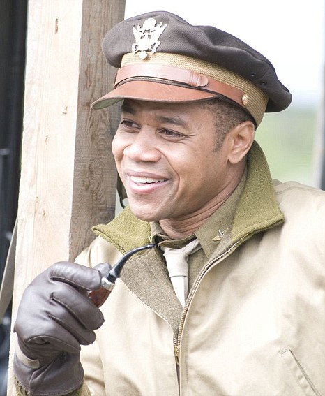 Cuba Gooding Jr, Red Tails