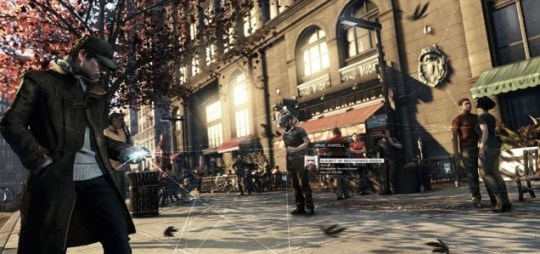 Watch Dogs - the next gen is already here