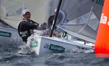 Giles Scott plots 2016 Olympic sailing course after losing out to Ben Ainslie