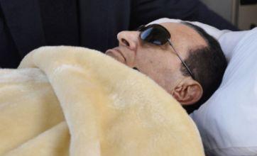 Former Egyptian ruler Hosni Mubarak in critical condition in prison hospital