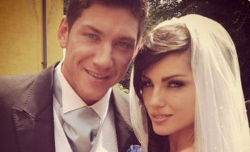 Big Brother 12's Jay McKray and Louise Cliffe tie the knot