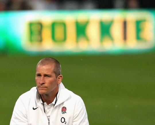 England rugby South Africa Stuart Lancaster