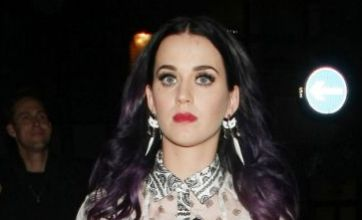 Katy Perry tries to hide date with Robert Ackroyd after Summertime Ball