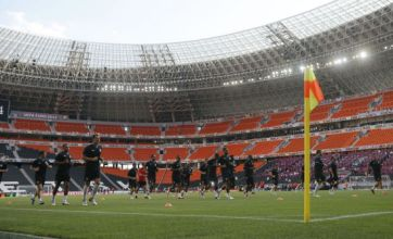 Euro 2012 tickets on sale for just £14 as England fans avoid Ukraine